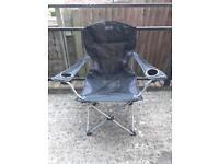 'Blacks' foldable camping/festival/fishing chair