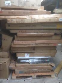 Job lot of beds