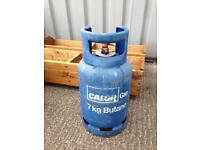 7kg gas bottle