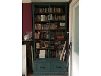 Bookshelves for sale, sturdy mdf and solid wood