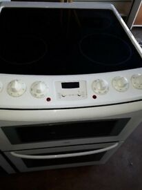 Zanussi electrolux electric ceramic cooker , for sale ,,,