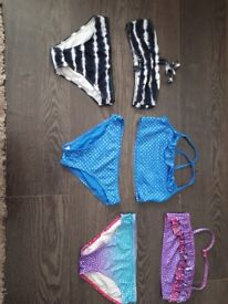 Girls holiday clothes bundle