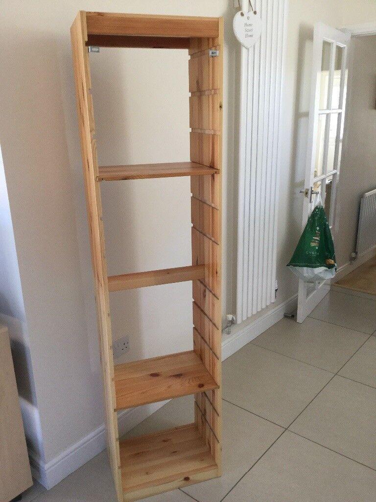Ikea Trofast Storage Shelf Unit Pine In North Weald
