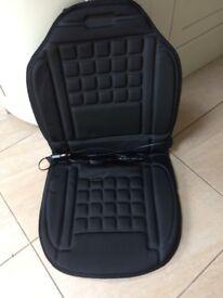 Car Seat warmer, fits most single car seats.