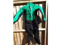 Children wetsuit