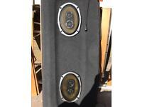 Vibe black air 6x9 speakers