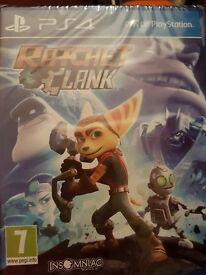 Ratchet Clank Ps4 Still sealed