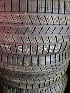 2 pirelli scorpion ice & show 275/45r20  winter tt