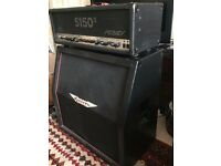 Peavey 5150 II head and 4 X 12 Cab