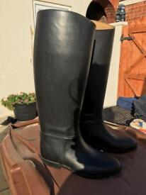 Size 4 riding boots