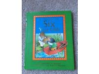 6 year old book of stories new
