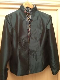 Beautiful Chinese silk jacket