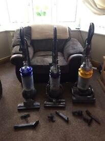 X3 dyson hoovers