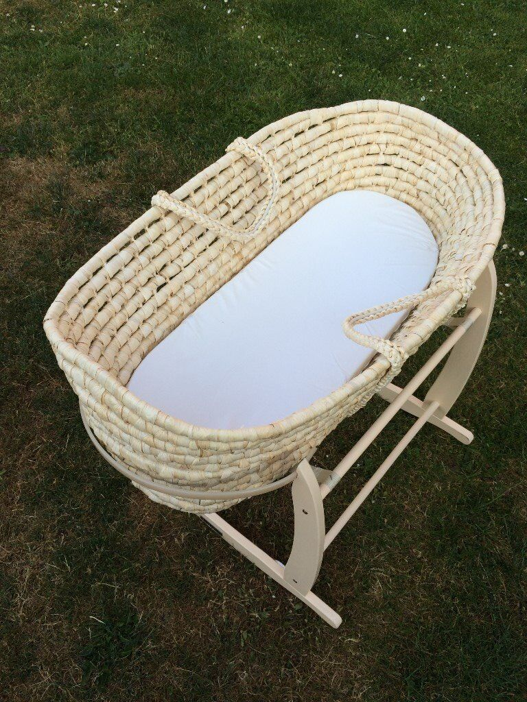 Babies R Us Moses Basket Stand Or