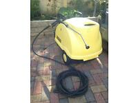 KARCHER HDS 501 C HOT/COLD/PRESSURE WASHER STEAM CLEANER CAR JET POWER WASH 240V