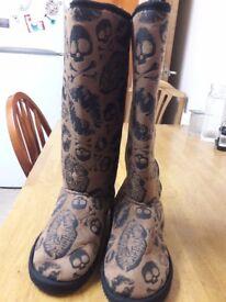 Soft women boot