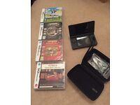 Nintendo, DS including 4 games.