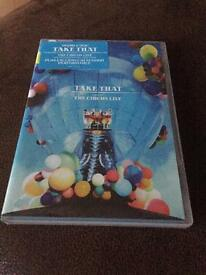 Take that the circus live DVD