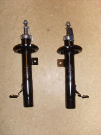 Ford Fiesta 2002 to 2004 Pair of Front Shock Absorbers