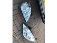 Vauxhall Vectra Headlights!