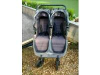 Baby jogger gt double pushchair