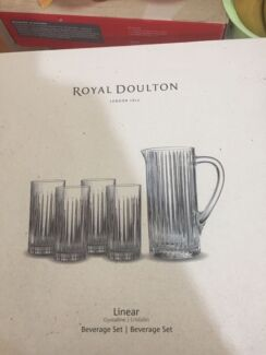 Wanted: Luxury beverage set