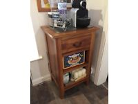 Wooden unit from Villa and Hut