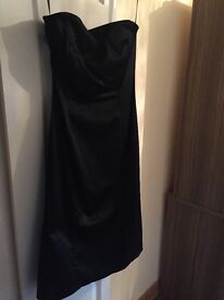 Size 10-12 Black Evening Coast Dress