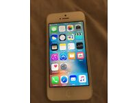 iPhone 5 16 g EE ,good condition no scratches