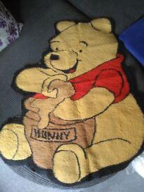 Winnie the Pooh mat