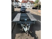 Ifor Williams plant or van trailer!