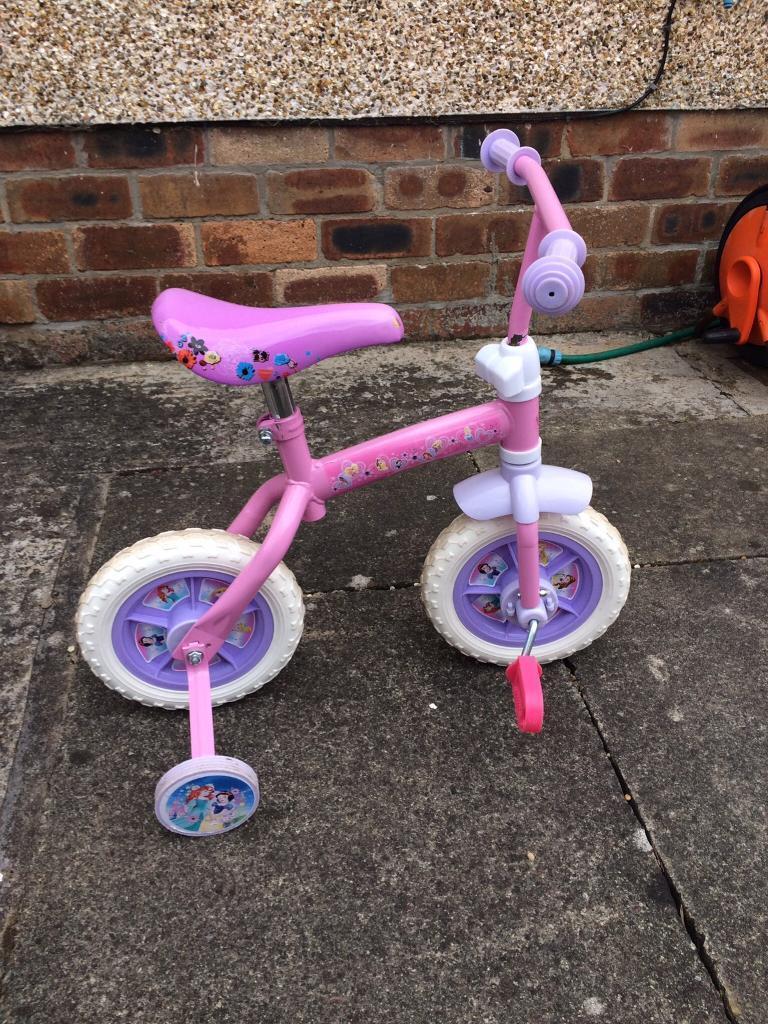 Toddler bike age 2-4years