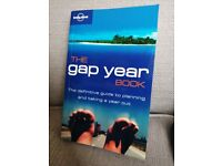 Gap year planning book
