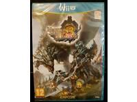 Monster Hunter 3 Wii U Game (SEALED)