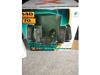 Logitech X-540 5.1 PC Speaker System 70 W RMS