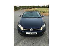 Volkswagen gf convertible. Excellent condition