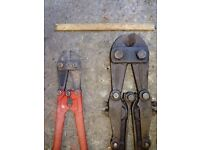 Wire cutters for sale (2 pairs)