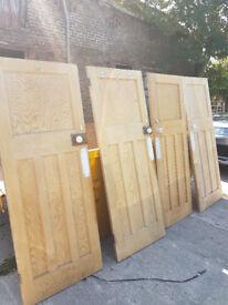 14 number Used Doors