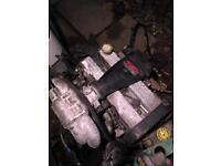 Escort Xr3i 1.8 Zetec engine rs turbo