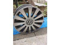 "18"" Alloy wheels (x4) for VW-Audi-Bmw"