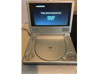 Portable DVD / MP3 player