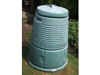 Large 'Dalek' composter