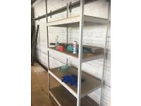 Useful industrial shelving