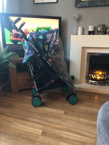 Cosatto 2018 dragon kingdom pushchair., used for sale  Teignmouth, Devon