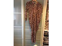 Boux Avenue Size 8/10 Giraffe Onesie