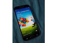 Samsung Galaxy S4 GT-i9505 Unlocked 4G Android Smartphone VGC