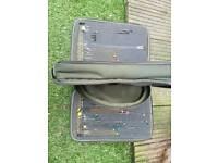 Nash double hook rig case