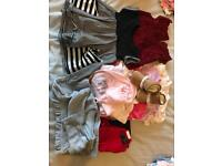 Massive bundle of baby girls clothes