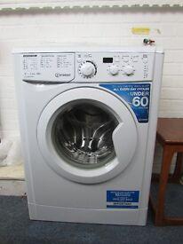 Indesit Washing Machine, 1200 Spin and 1 year old.