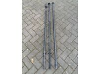 5FT CAST IRON WEIGHTS BARBELL